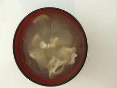 白なすのとろみ汁の画像