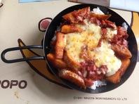 おすすめレシピを更新!【白茄子のミートソースドリア】の画像